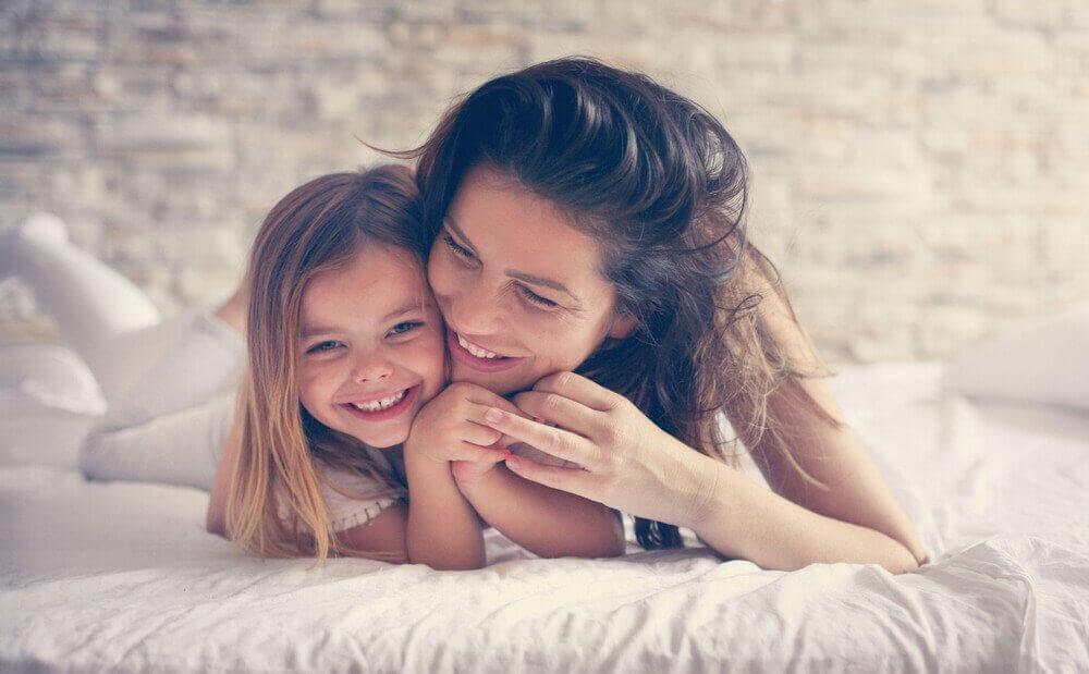엄마와 아이 간 유대 쌓기 - 1. 서로를 위해 시간 비워두기