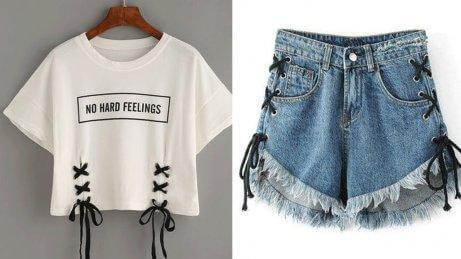 오래된 옷을 리폼하는 방법