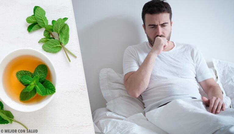 기침을 치료하는 효과가 있는 5가지 차