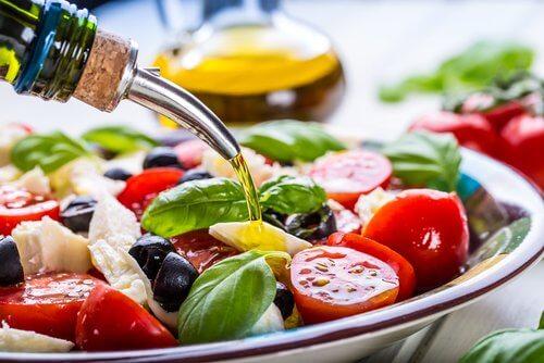 3. 다이어트 식단에 인기 있는 식품
