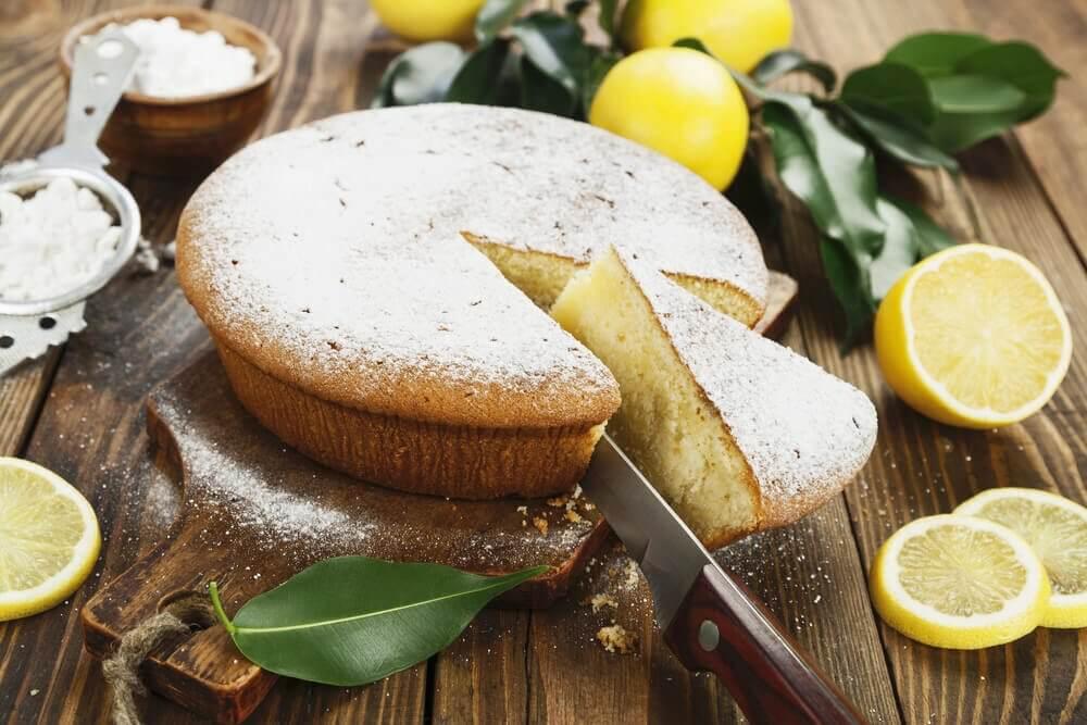 맛있는 레몬 크림 파이 만들기