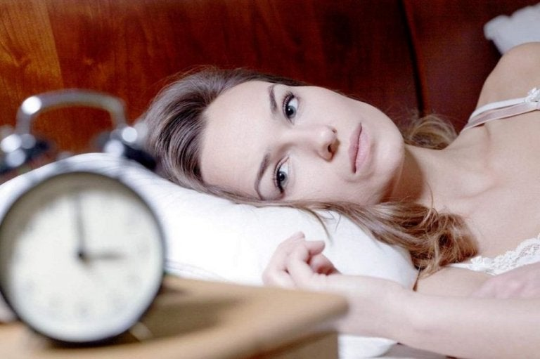 무의식적으로 노화를 촉진시키는 나쁜 습관, 수면 부족