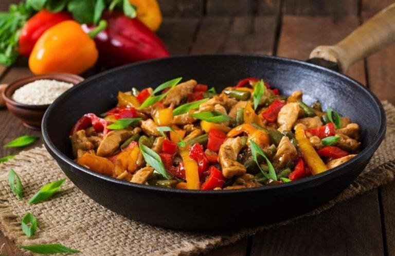 닭가슴살을 요리하는 건강한 방법 3가지 닭가슴살 파이타