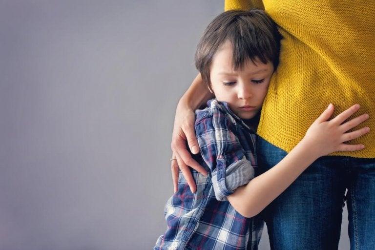 유년기에 받은 마음의 상처