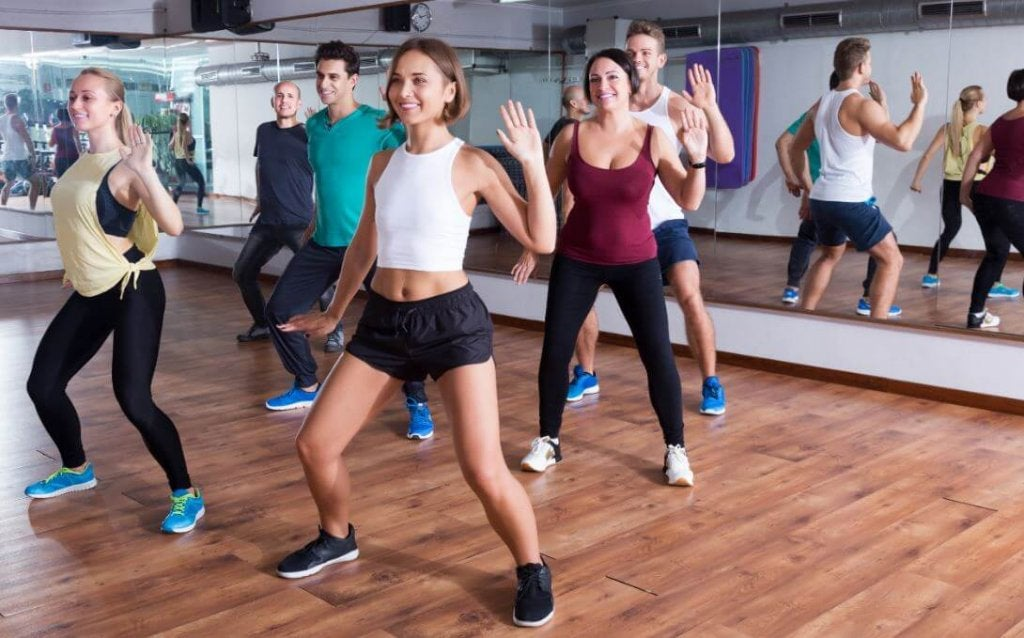 Aerobic exercise offers several benefits
