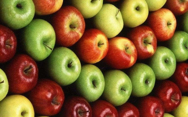 사과 다이어트로 복부를 날씬하게 만드는 법