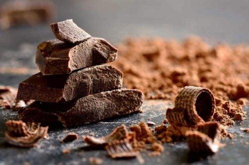 다크 초콜릿의 위대한 효능 5가지
