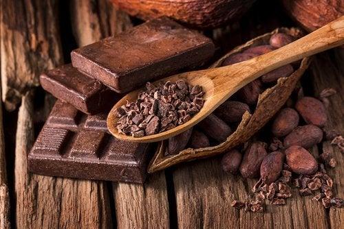 다크 초콜릿의 효능