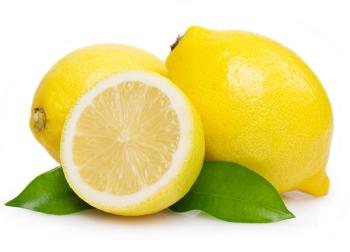 시금치, 당근, 레몬으로 해독 주스를 만들어 보자 레몬