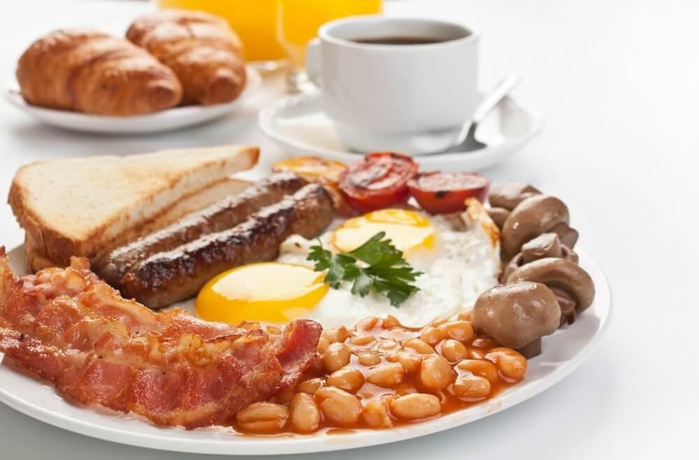 아침 식사에서 단백질 섭취가 중요한 이유
