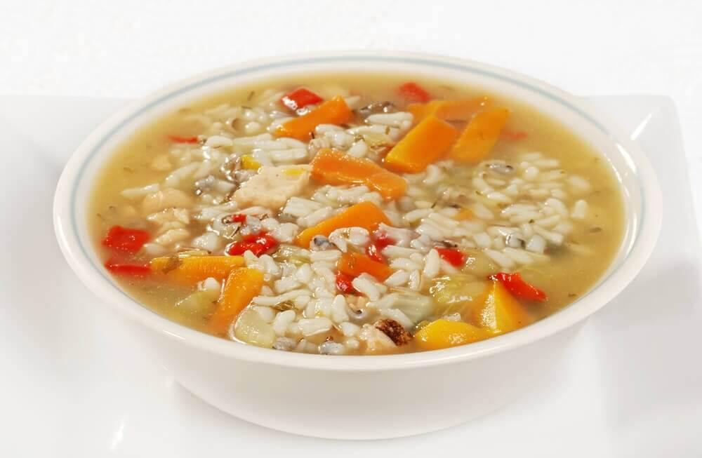 설사로부터 회복을 위한 3가지 수프