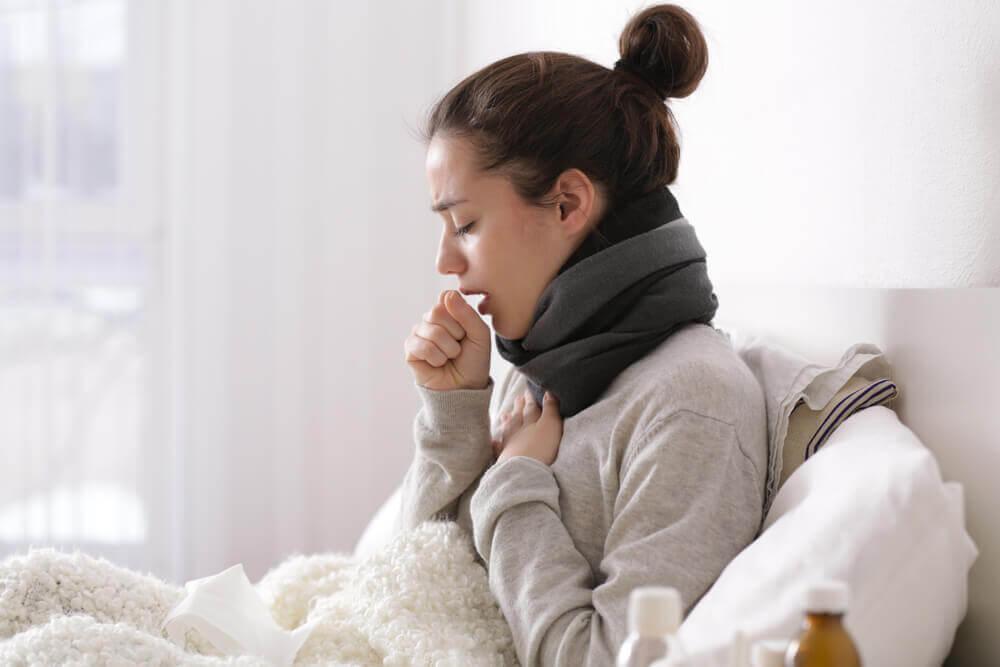 생강으로 기침 치료제를 준비하는 방법