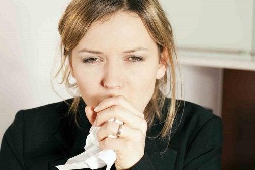 기관지확장증을 치료하는 천연 요법