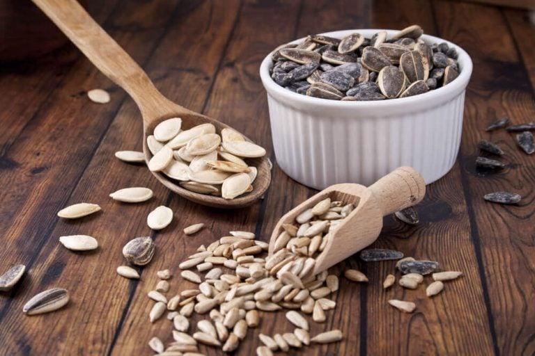 체중 감량 식단에 꼭 포함되어야 하는 씨앗류 5가지