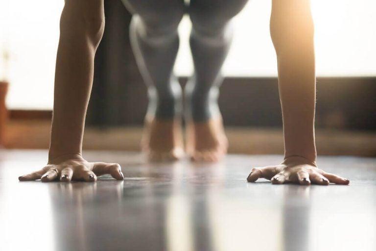 근육 발달에 요가가 좋은 이유