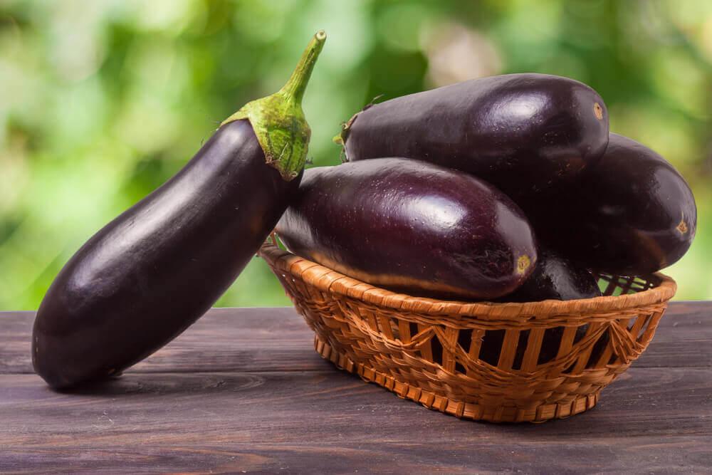 콜레스테롤 감소를 위한 천연 요법, 가지 추출물