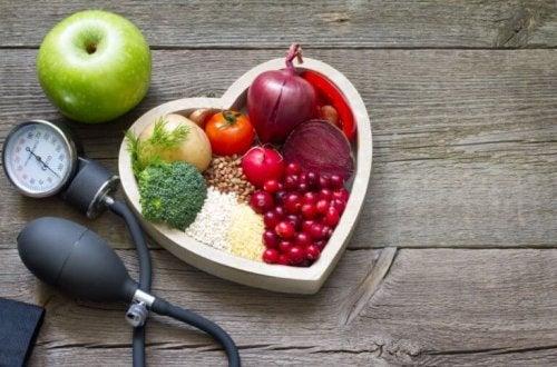 나쁜 콜레스테롤을 줄이는 식이요법