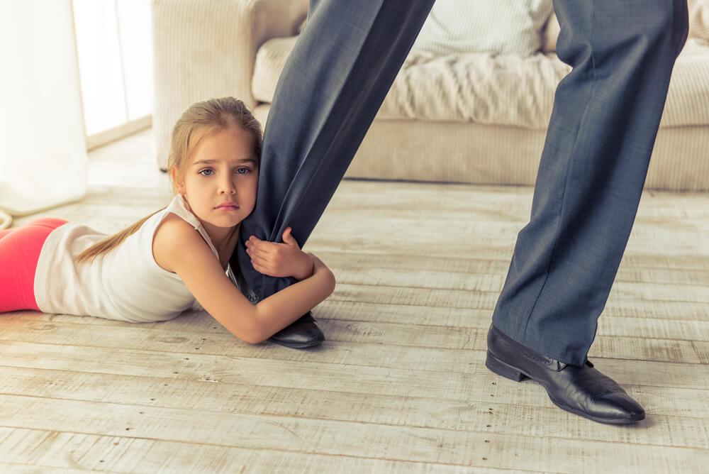 한부모 가정에서 자라는 아이