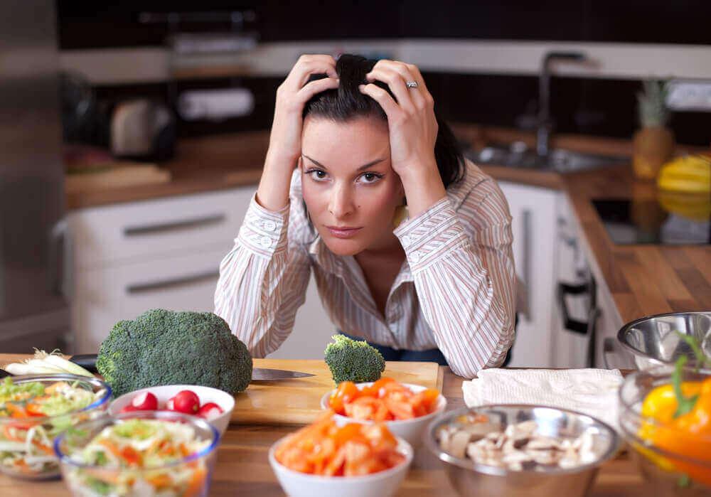 우울증에 좋은 식단: 먹으면 기분이 나아지는 음식