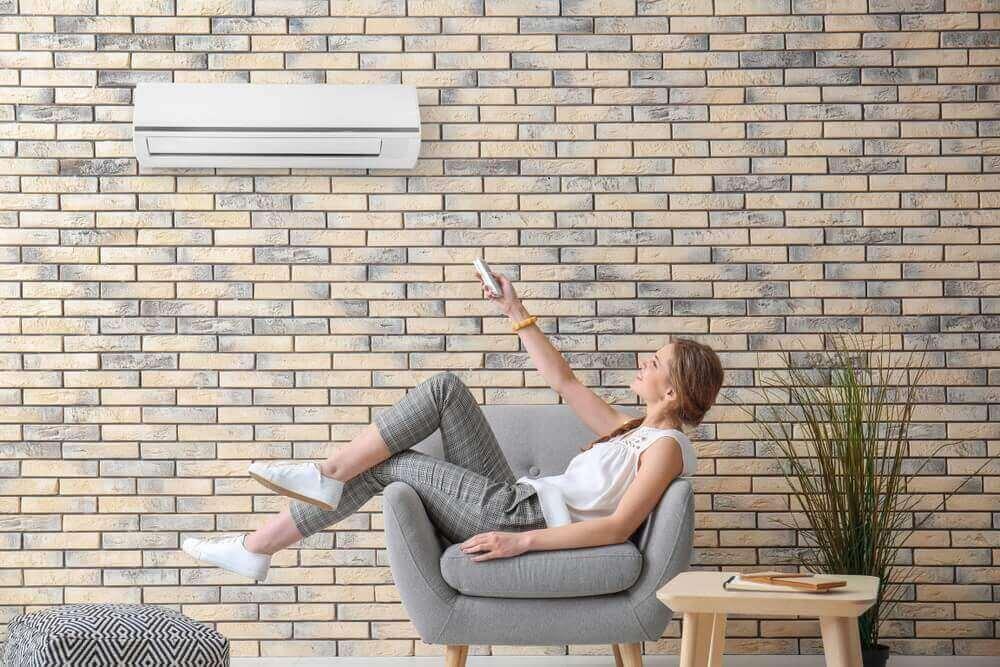 냉방을 위한 최적의 온도