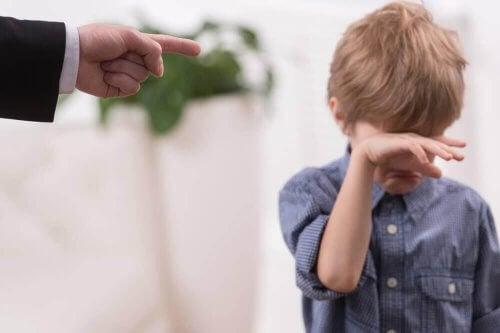 아이를 처벌하는 것에 대한 5가지 대안