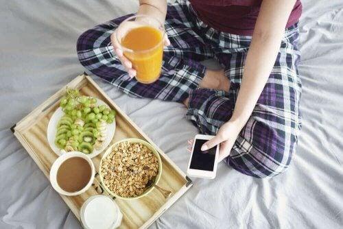 빠른 신진대사 다이어트가 효과를 선사하는 방법