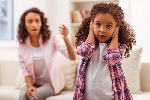 말 안 듣는 아이를 다루는 법