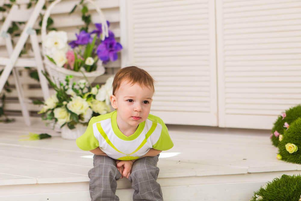 아이 변비를 치료하는 방법