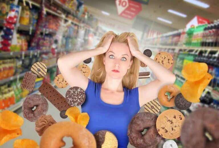 5가지 식품으로 단 음식을 끊어 보자