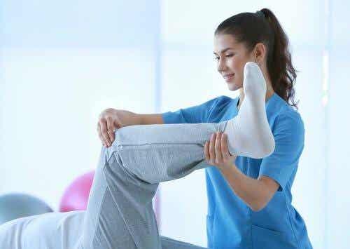 근육 경련 증상을 다스리는 천연 요법