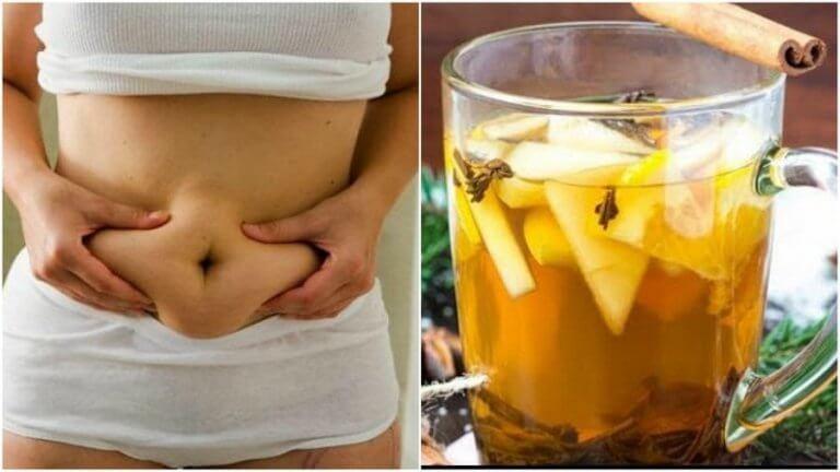 녹차, 파인애플, 계피 음료로 체중 감량하기