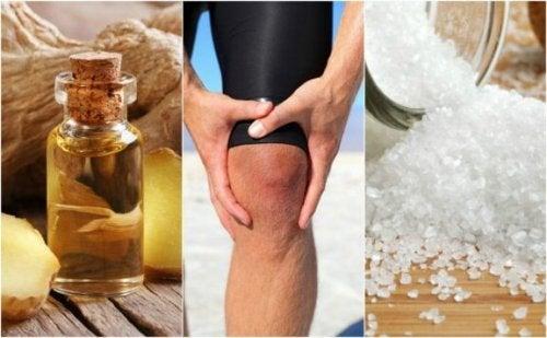 무릎 통증을 완화하는 5가지 요법