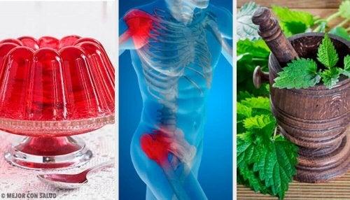 연골과 인대를 강화하는 자연 요법