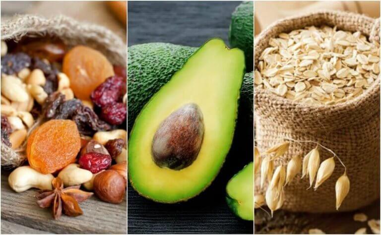 좋은 콜레스테롤을 늘리는 6가지 음식들