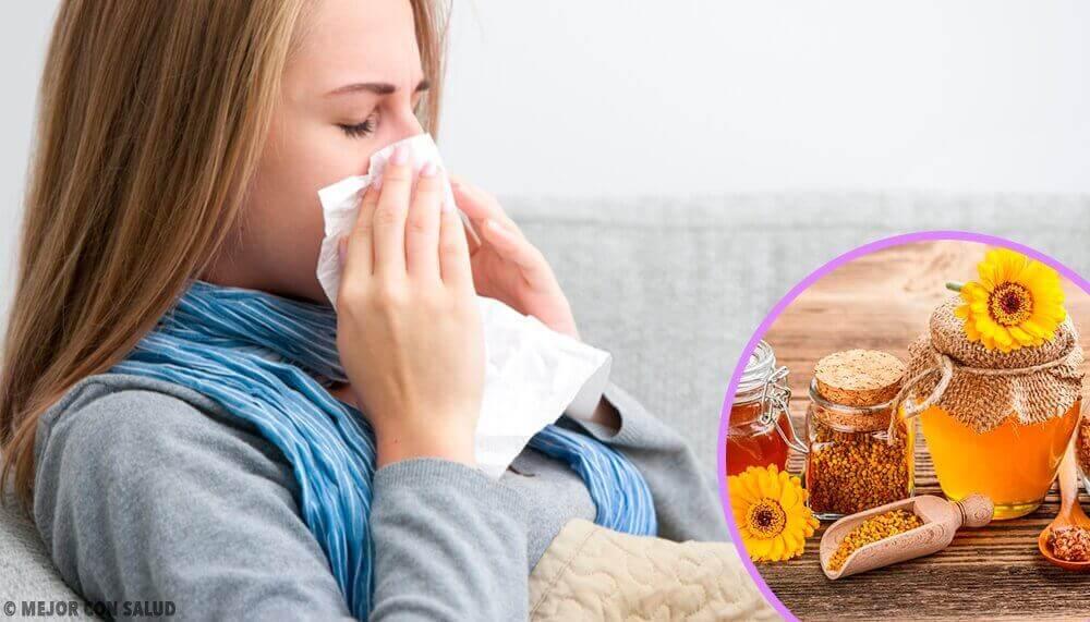감기나 독감 초기 증상에는 프로폴리스를 섭취하자