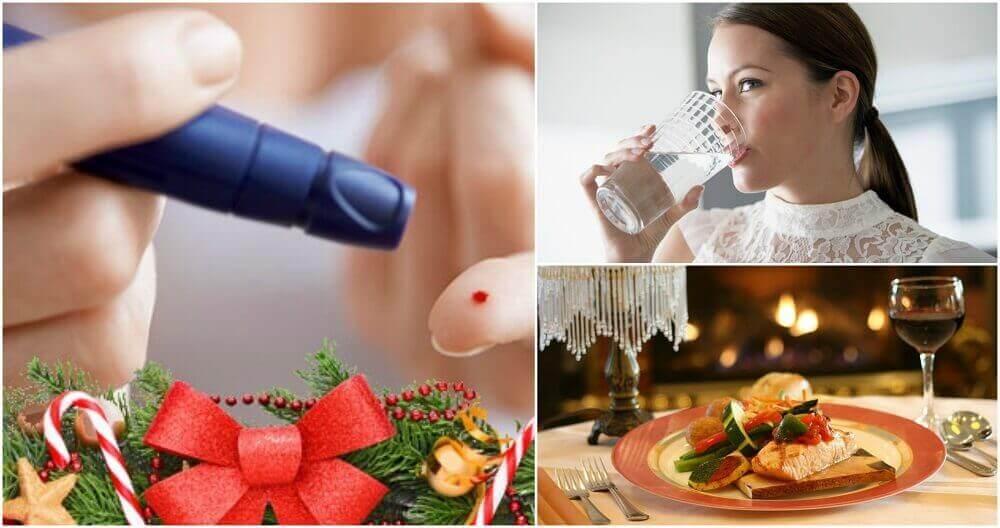 연휴 기간에 당뇨를 다스리는 7가지 방법