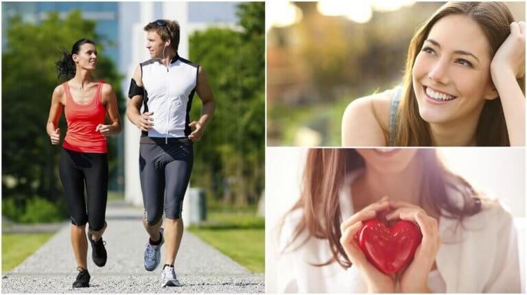 운동을 시작해야 하는 이유 8가지