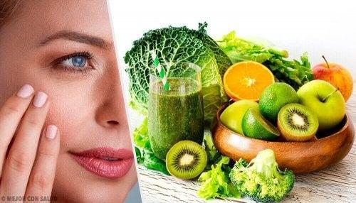 건조하고 갈라지는 피부에 효과가 좋은 과일