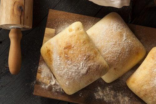 글루텐 프리 빵 레시피 3가지