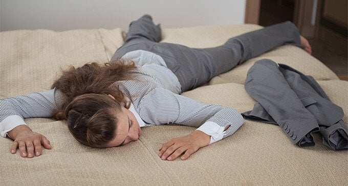 피곤을 덜어주는 저녁 습관 5가지