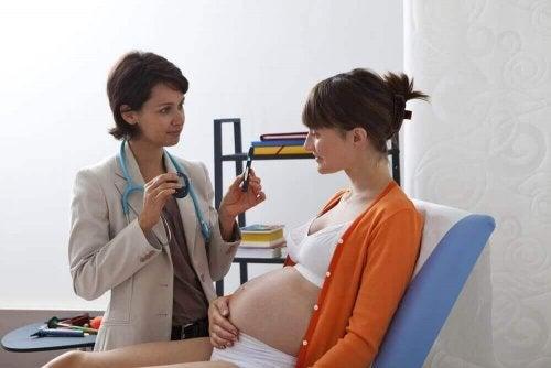 임신성 당뇨는 당뇨병의 한 종류이다.