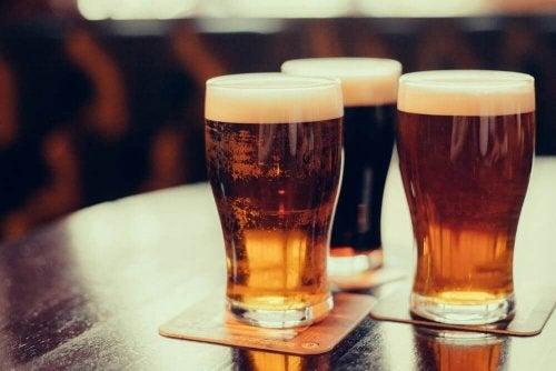 맥주 다이어트는 건강한 방법일까?