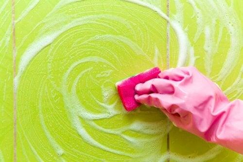 화장실 비누때를 제거하는 방법 5가지