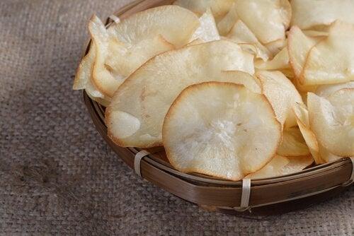 간단한 채소칩 레시피 3가지