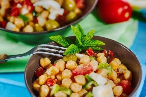 맛있는 콩 샐러드 레시피 4가지
