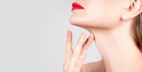턱살을 없애는 간단한 운동