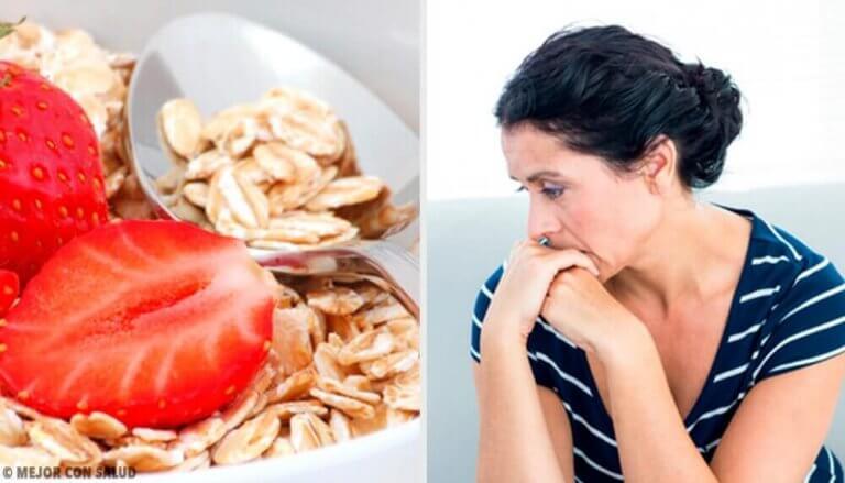 불안을 해소하는 데 유용한 건강 식품 5가지