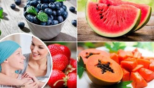 과일과 채소를 먹으면 암을 예방할 수 있을까?