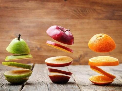 과일을 먹으면 암이 예방될까?