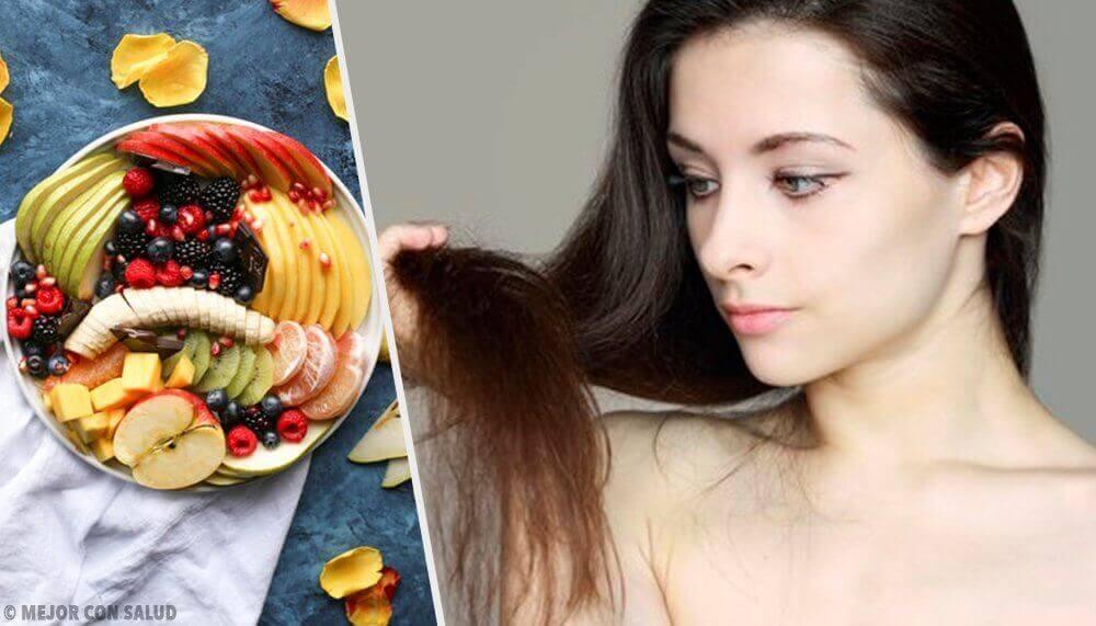 아름다운 머릿결을 위한 12가지 식품